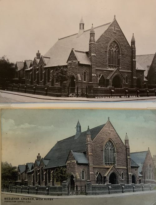 West Kirby Wesleyan Chapel