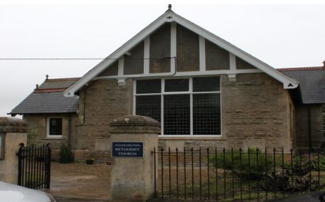 Chadlington Wesleyan Methodist chapel