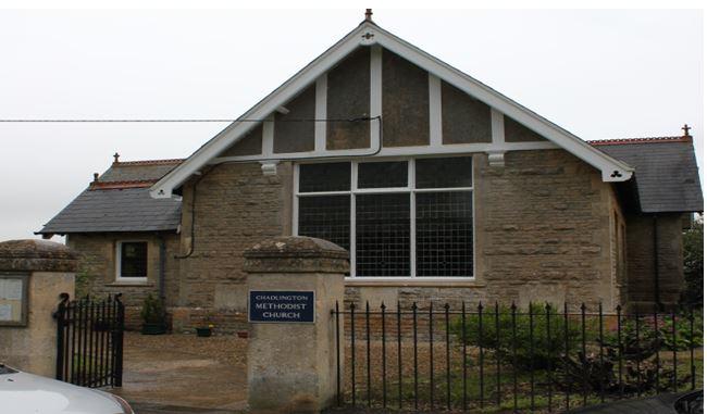 Chadlington Wesleyan Methodist chapel | Martin Hannant 2021