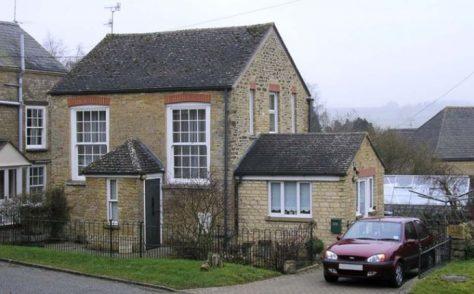 Salford Wesleyan Methodist chapel