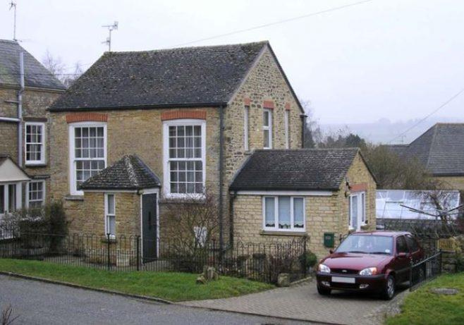 Salford Wesleyan Methodist Chapel | Martin Hannant 2021