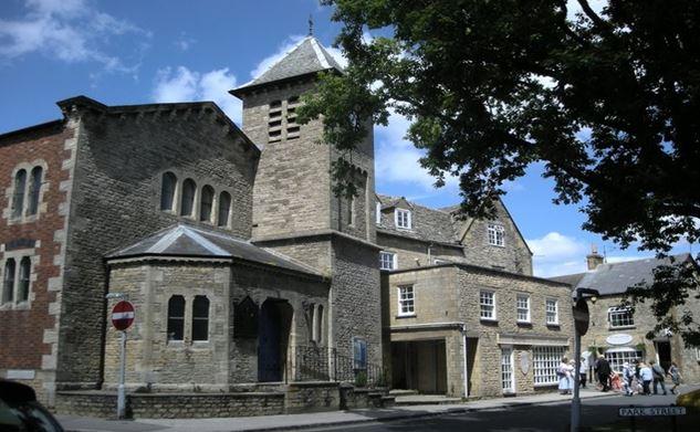 Stow on the Wold Wesleyan Methodist chapel | Martin Hannant 2021