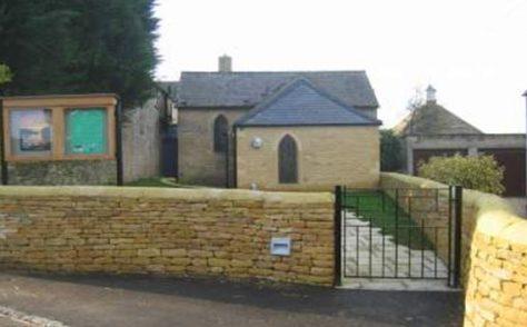 Westcote Wesleyan Methodist chapel