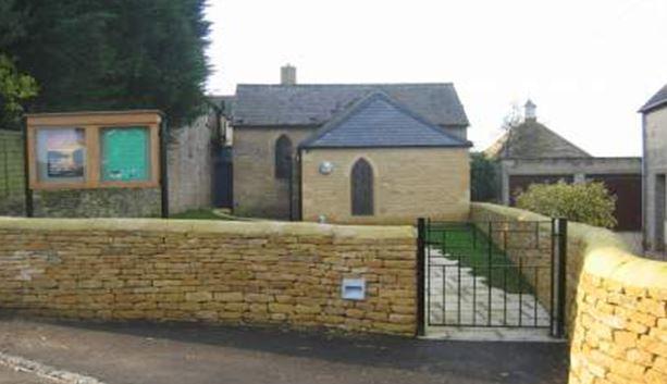 Westcote Wesleyan Methodist chapel | Martin Hannant 2021