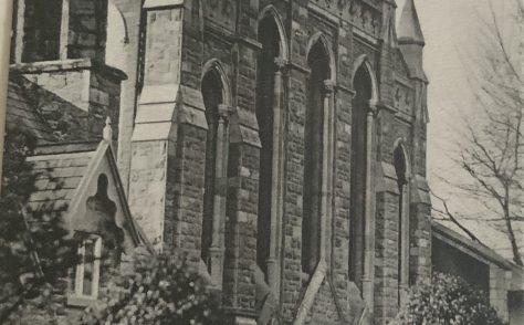 LLANRWST  Horeb Wesleyan Methodist Church