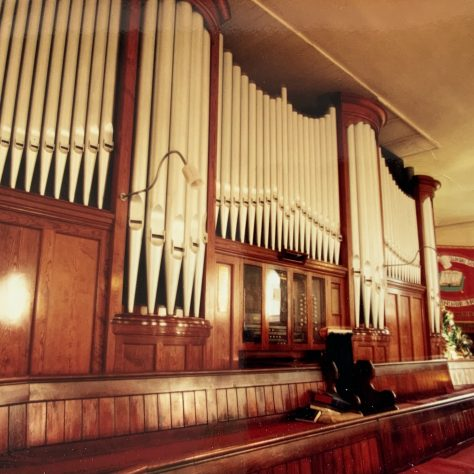 St Ives Wesleyan Chapel Cornwall 1989