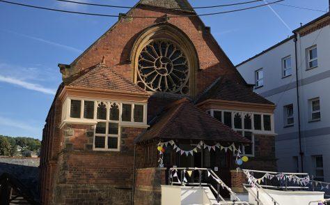 Crediton Wesleyan Methodist Church  Devon