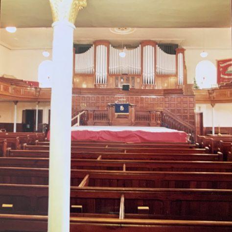 Wesleyan Chapel St Ives Cornwall