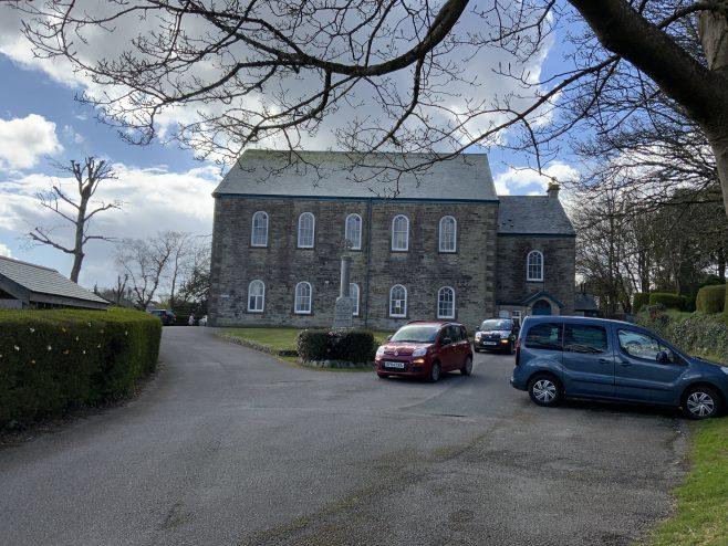 St Agnes former Wesleyan Methodist Church