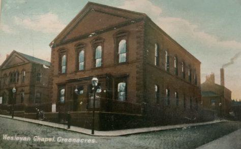 Oldham, Wesley, (Greenacres Road)