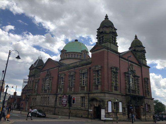 Darlington Street Wesleyan Methodist Church Wolverhampton