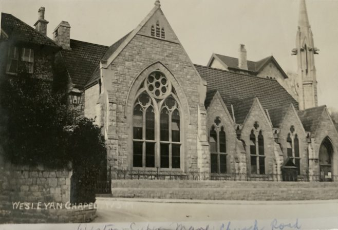 WESTON SUPER MARE WORLE (Church Road) Wesleyan Methodist