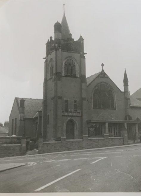 Ewesley Road Methodist former Wesleyan church SUNDERLAND