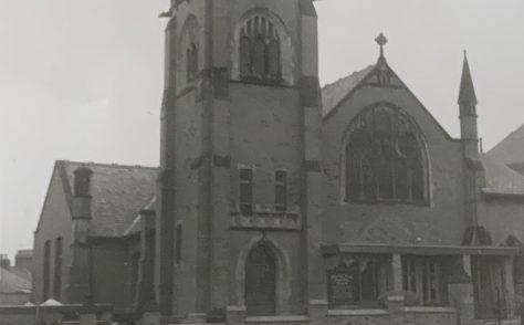 Sunderland, Ewesley Road Methodist former Wesleyan church