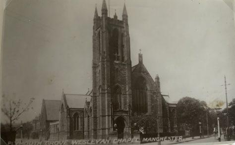 Manchester, Plymouth Grove Wesleyan Methodist Church