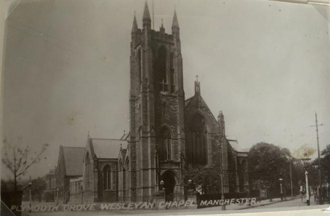 MANCHESTER (Plymouth Grove) Wesleyan Methodist Church