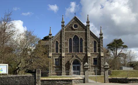 Scorrier Wesleyan Methodist Church Cornwall
