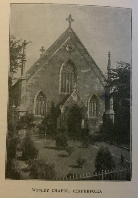 Cinderford Wesleyan Methodist Church