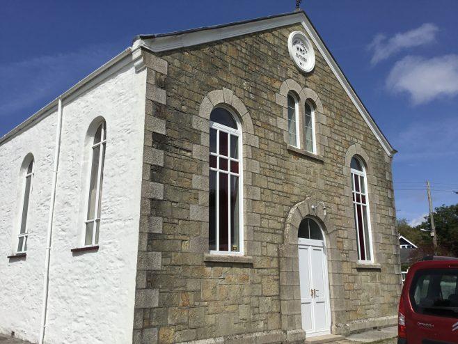 Twelveheads former Wesleyan Methodist Church Cornwall