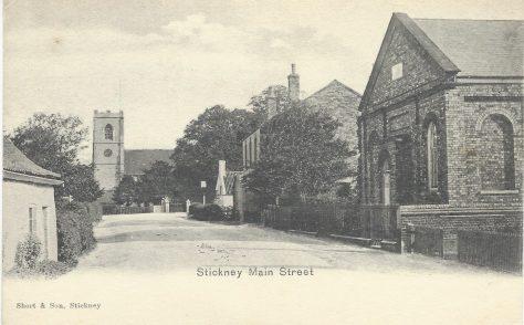 Stickney Wesleyan Methodist chapel