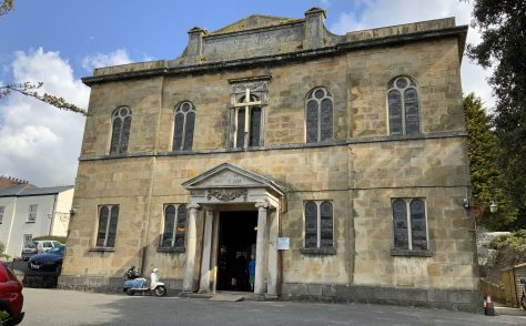 St Austell, St John's Wesleyan Methodist Church.