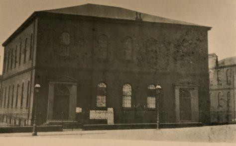 Unknown Wesleyan  Chapel- north of England?