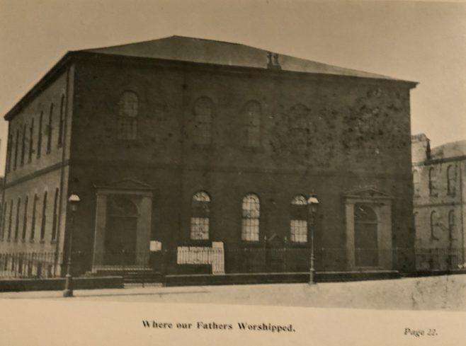 Unknown Wesleyan  Chapel- north of England