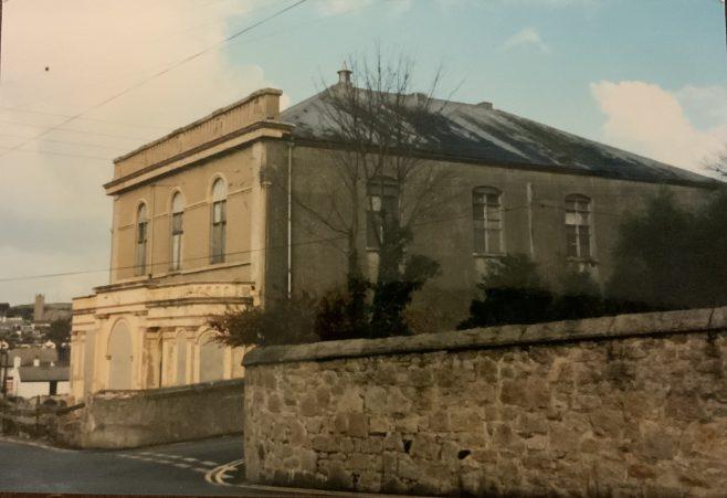 Copperhouse Wesleyan Chapel Hayle Cornwall