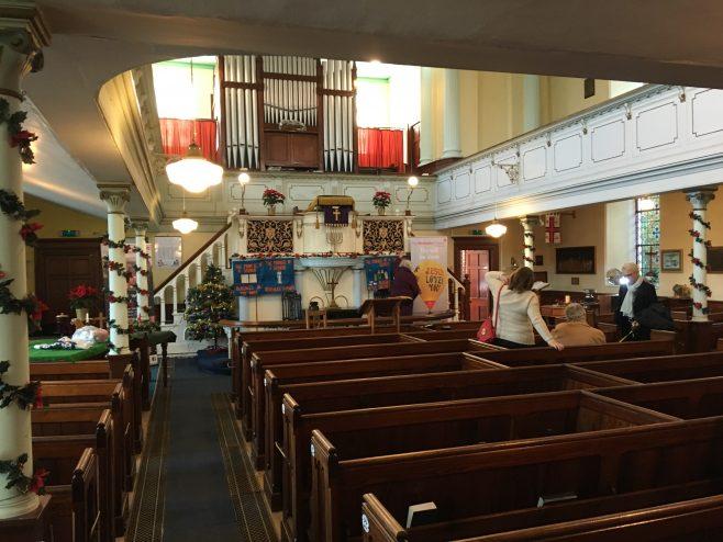 Mousehole Former Wesleyan Church Cornwall