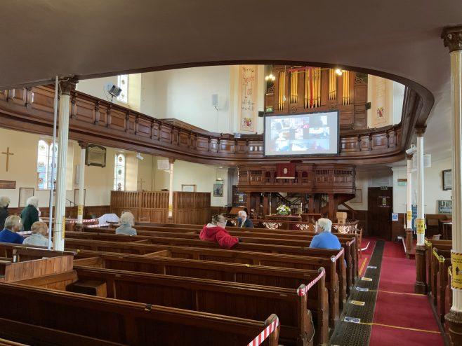 St John's Wesleyan Methodist Church. St Austell