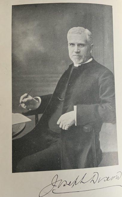 Rev Joseph Dixon Wesleyan minister