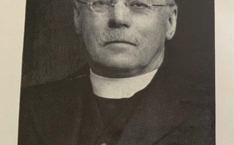 Rev Dr George Jackson