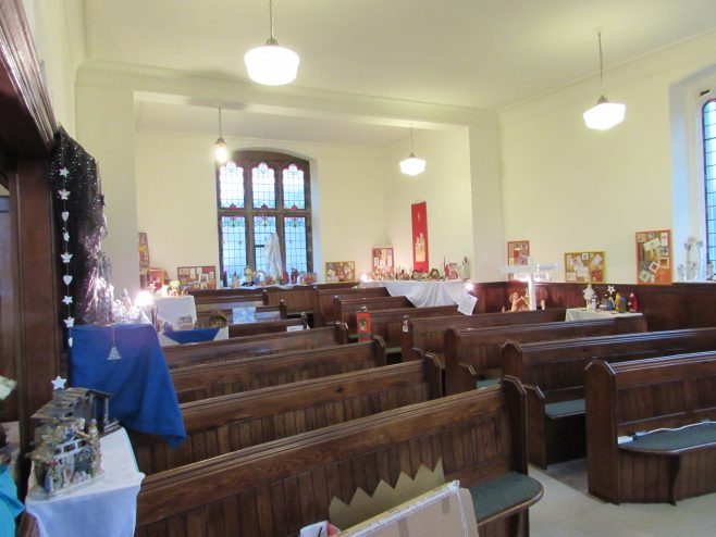 Litton former Wesleyan Methodist Church Derbyshire
