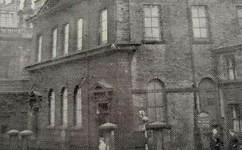 Wesley Methodist Church  Broad Street Halifax Yorkshire