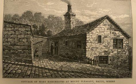 Mary Hargreaves Cottage, Bacup Lancashire