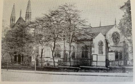 St  John's Wesleyan Methodist Church, Halifax