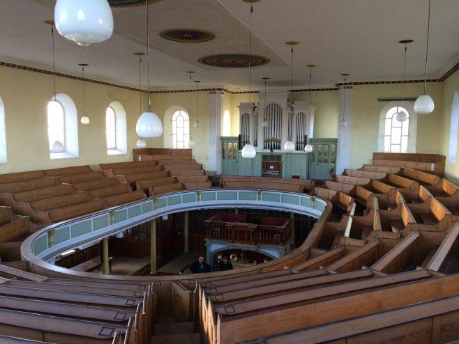 St Just Wesleyan Methodist Church, Cornwall