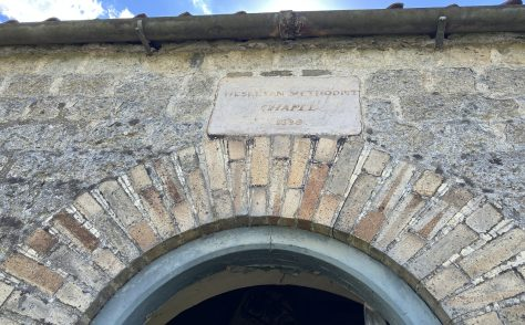 West Ness (Yorkshire) chapel