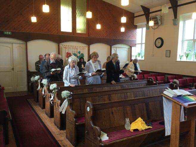 Cornwall ROSE former Wesleyan Church