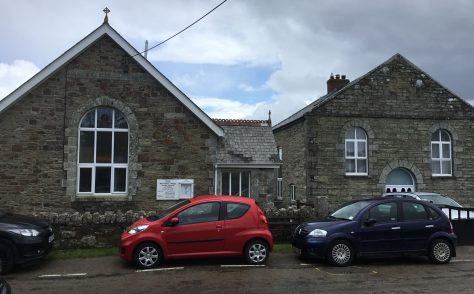 Rose, Cornwall former Wesleyan Church