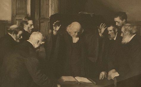 John Wesley and Stewards