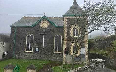 Boscastle former Wesleyan Church