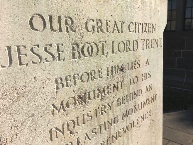 Sir Jesse Boot