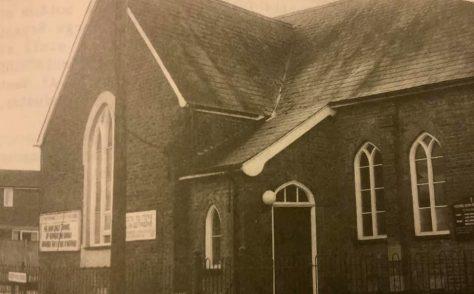 High Wycombe, Flackwell Heath, former Wesleyan Methodist Church