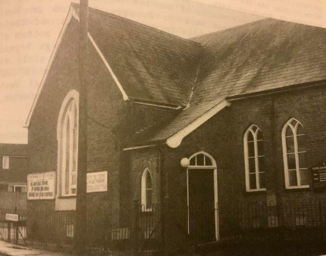 Flackwell Heath, former Wesleyan Methodist Church, High Wycombe