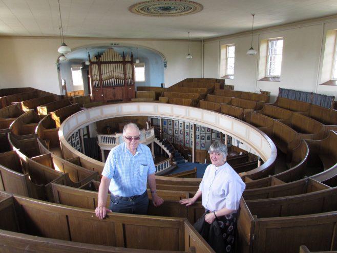 Cornwall Ponsonooth Wesleyan Methodist Church