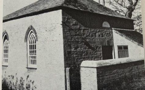 Helstone Wesleyan Methodist chapel