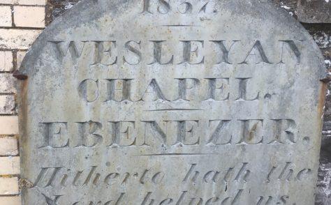 Boscastle, Ebenezer Wesleyan Methodist Church