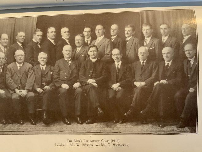 Raikes Parade Wesleyan Methodist Church Men's fellowship