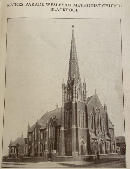 Raikes Parade Wesleyan Methodist Church